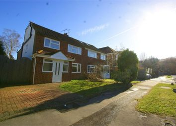 Thumbnail 4 bed semi-detached house for sale in Ashbrook Road, Old Windsor, Berkshire
