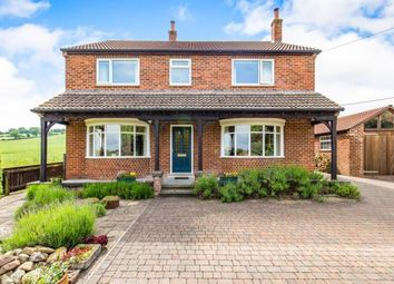 Thumbnail 4 bed detached house for sale in Stokesley Road, Brompton, Northallerton, North Yorkshire