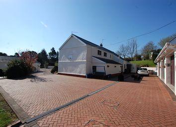 Thumbnail 5 bed detached house for sale in Ceidrim Road, Garnant, Ammanford
