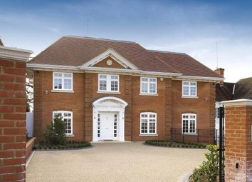 Thumbnail 7 bed detached house for sale in Hendon Avenue, London