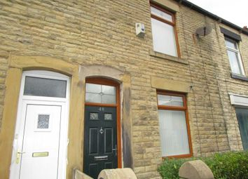 Thumbnail 3 bed terraced house to rent in Oldham Road, Shaw, Oldham