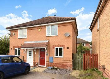 Thumbnail 2 bed semi-detached house for sale in Marigold Way, Bedford