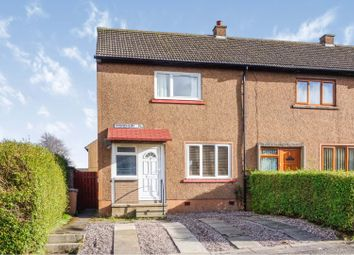 Thumbnail 2 bed end terrace house for sale in Trondheim Place, Dunfermline