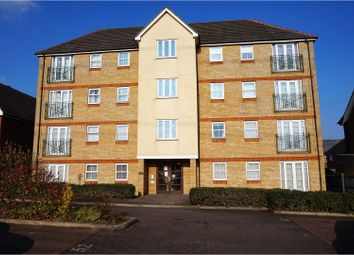 Thumbnail 2 bedroom flat for sale in Rawlyn Close, Grays