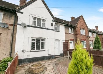 Thumbnail 2 bed terraced house for sale in Sycamore Drive, Chester
