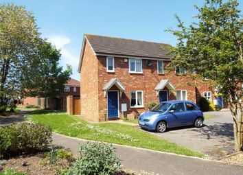 Thumbnail 2 bed semi-detached house for sale in Oakden Close, Bramshall, Uttoxeter, Staffordshire