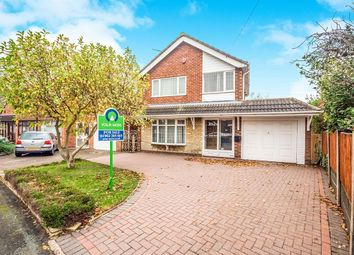Thumbnail 3 bedroom detached house for sale in Overseal Road, Wednesfield, Wolverhampton