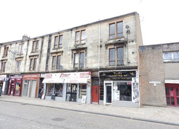 Thumbnail 1 bed flat for sale in Hairst Street, Renfrew, Renfrewshire