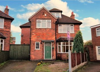 Thumbnail 4 bed detached house for sale in Newlyn Drive, Nottingham
