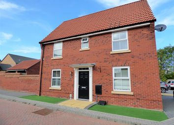 Thumbnail 3 bed detached house for sale in Newman Avenue, Beverley, East Yorkshire
