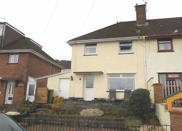 Thumbnail 2 bed end terrace house for sale in Heol Nant, Cilfynydd, Pontypridd