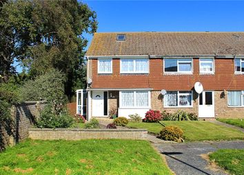 Thumbnail 3 bed end terrace house to rent in The Winter Knoll, Littlehampton