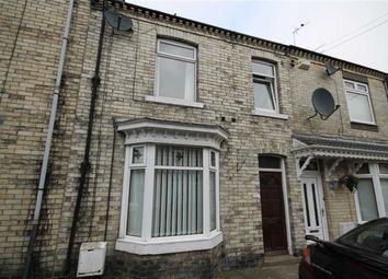 Thumbnail 3 bedroom terraced house to rent in Milburn Street, Crook, County Durham