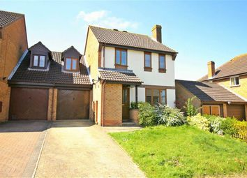 Thumbnail 4 bedroom link-detached house to rent in Saddlers Place, Downs Barn, Milton Keynes