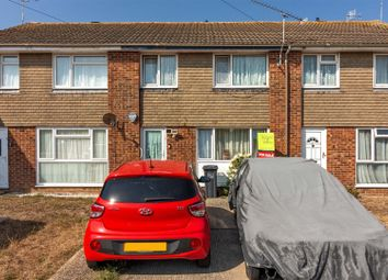 3 bed terraced house for sale in Torridge Close, Worthing BN13