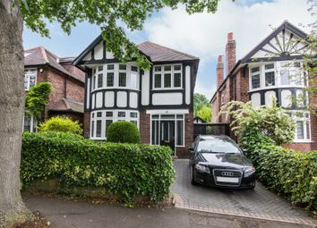 Thumbnail 3 bed detached house for sale in Harrow Road, Wollaton, Nottingham