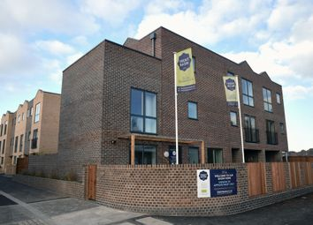 Thumbnail 3 bed town house for sale in Navigation Street, Nottingham