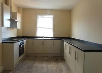 Thumbnail 1 bed flat to rent in Melton Road, Syston, Leicester