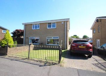 Thumbnail 2 bed semi-detached house for sale in Archerfield Grove, Glasgow, Lanarkshire