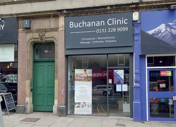 Thumbnail Retail premises for sale in London Street, New Town, Edinburgh