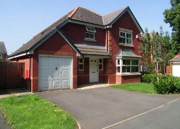 Thumbnail 3 bed detached house for sale in Sheldon Close, Wychbold, Droitwich, Worcestershire