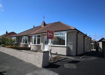Thumbnail 3 bed bungalow for sale in Oxcliffe Grove, Heysham, Morecambe