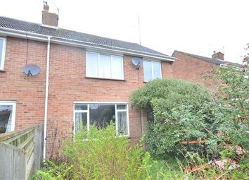Thumbnail 3 bed semi-detached house for sale in Hawkins Way, Wootton, Abingdon, Oxfordshire