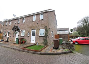 Thumbnail 2 bed end terrace house for sale in Latimer Close, Chaddlewood, Plymouth