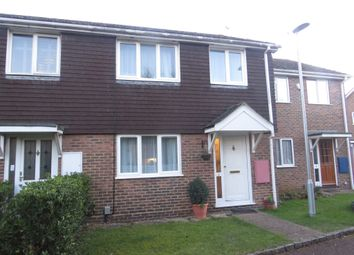 Thumbnail 3 bed terraced house for sale in Leiston Close, Lower Earley, Reading