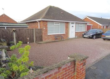 Thumbnail 2 bed bungalow for sale in Brownsgate, Spalding