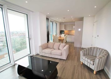 Thumbnail 2 bed flat to rent in Nine Elms Point, Pinto Tower, Vauxhall