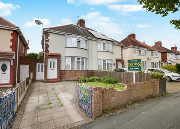 Thumbnail 3 bedroom semi-detached house for sale in Inchlaggan Road, Wolverhampton, West Midlands