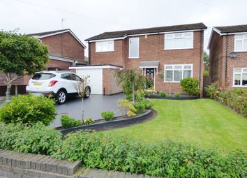 Thumbnail 4 bed detached house for sale in Bleak Hill Road, St. Helens