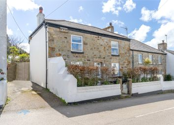 Fore Street, Goldsithney, Penzance TR20. 3 bed end terrace house for sale