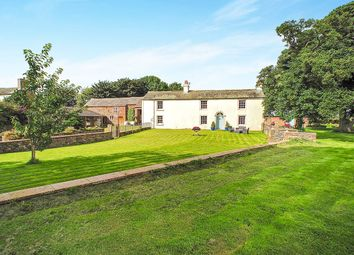 Thumbnail 4 bedroom detached house for sale in Seaville, Silloth, Wigton