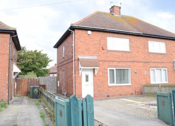 Thumbnail 3 bedroom semi-detached house for sale in Winterbottom Avenue, Hartlepool