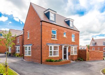"Thumbnail 4 bedroom detached house for sale in ""Hertford"" at Alton Way, Littleover, Derby"