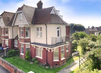 Thumbnail 1 bed flat for sale in Goda Road, Littlehampton