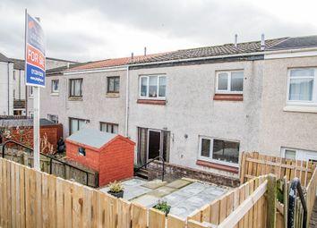 Thumbnail 3 bedroom terraced house for sale in Dochart Place, Hallglen, Falkirk