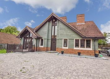 Thumbnail 4 bed detached bungalow for sale in Glebe Road, Ramsden Bellhouse, Billericay