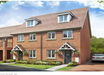 Thumbnail 3 bed semi-detached house for sale in Templars Drive, Strood, Rochester, Kent