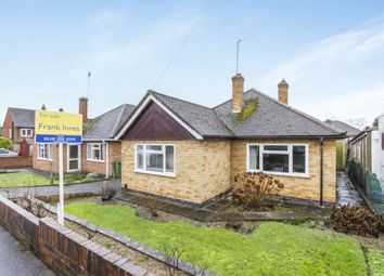 Thumbnail 2 bed bungalow for sale in Crowhurst Drive, Braunstone Town, Leicester, Leicestershire