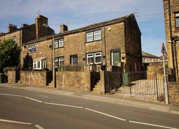 Thumbnail 2 bedroom terraced house for sale in Hollingwood Lane, Bradford, West Yorkshire