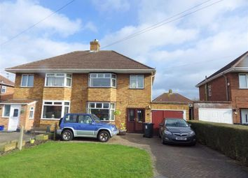 Thumbnail 3 bed semi-detached house for sale in Innsworth Lane, Longlevens, Gloucester