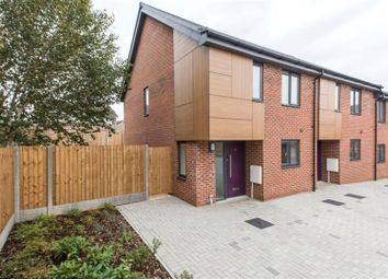 Thumbnail 2 bed end terrace house for sale in Maple Park, Long Stratton, Norwich