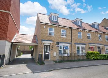 Thumbnail 3 bed semi-detached house for sale in Tanton Road, Flitch Green, Dunmow