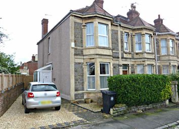 Thumbnail 3 bed end terrace house for sale in Maxse Road, Knowle, Bristol