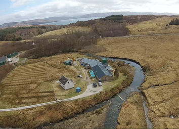 Thumbnail Light industrial for sale in Kilmarie Hatchery, Strathaird / Broadford, Isle Of Skye