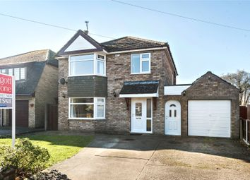 Thumbnail 3 bedroom detached house for sale in Leyburn Road, North Hykeham