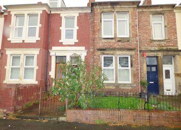 Thumbnail 4 bedroom maisonette to rent in Woodbine Street, Bensham, Gateshead